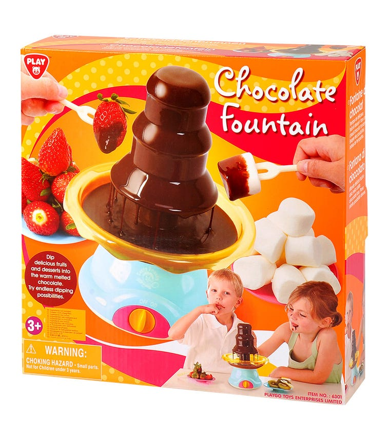 PLAYGO Chocolate Fountain (Battery Operated)