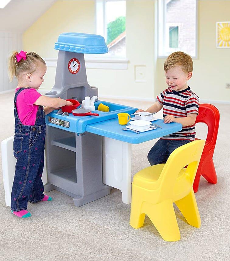 SIMPLAY3 Play Around Kitchen & Activity Center