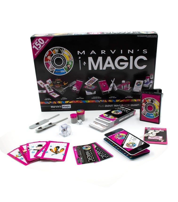 MARVIN'S MAGIC Imagic 150 Tricks