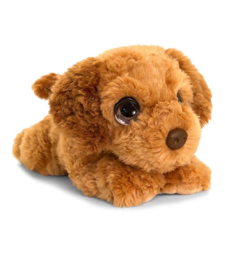 KEEL TOYS UK 32 cm Signature Cuddle Puppy Cockapoo Soft Toy