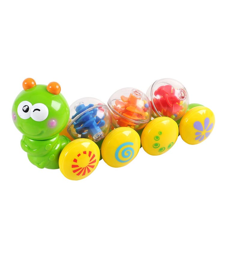 PLAYGO Giggle Caterpillar (Battery Operated)
