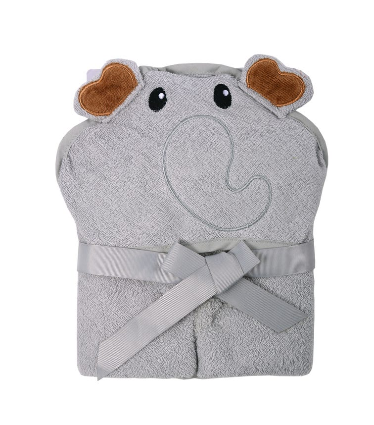MOTHER'S CHOICE Baby 3D Hooded Towel Cotton 340 G