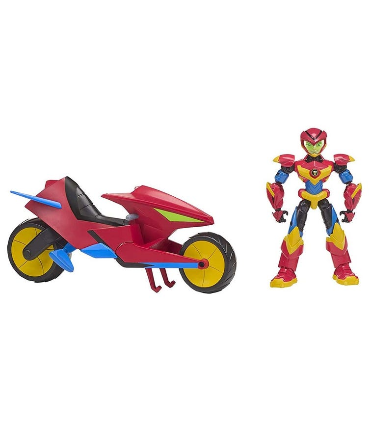 POWER PLAYERS Vehicle With Figure