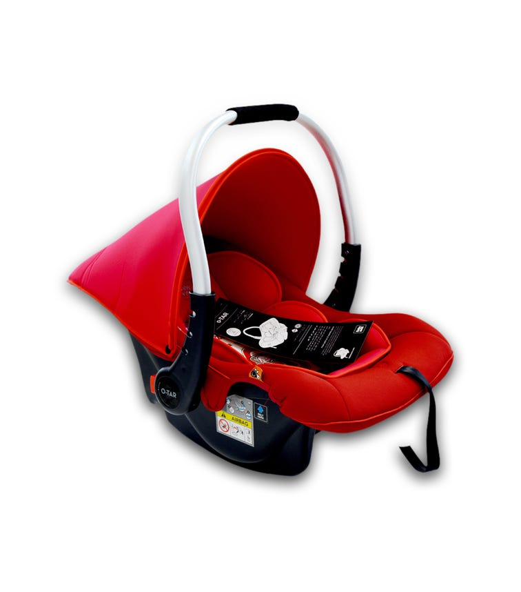 BABYAUTO Otar Car Seat From 0-12 Months Red