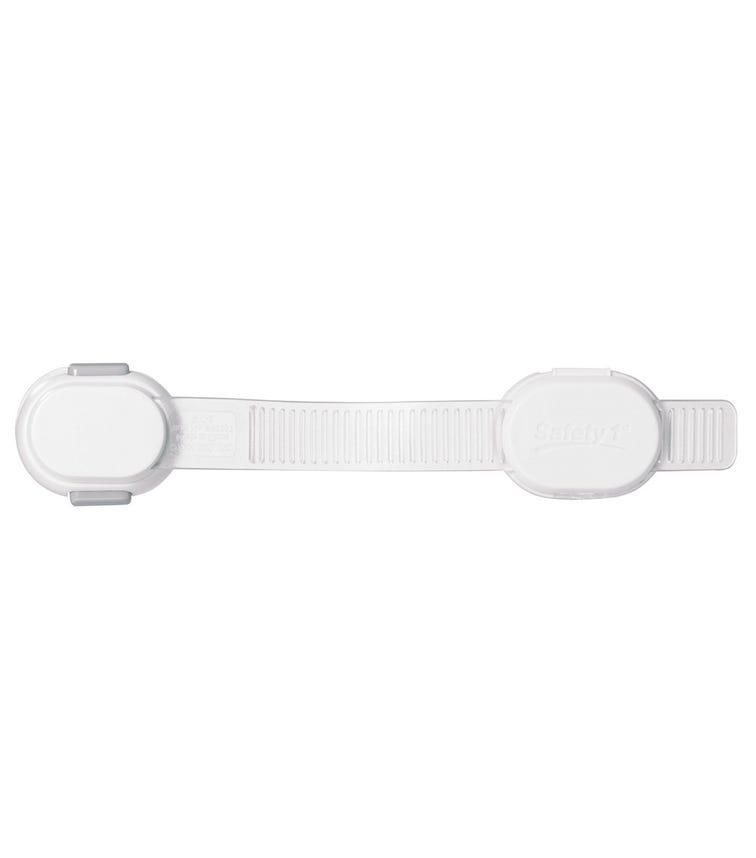 SAFETY 1st Single Multi-Purpose Lock - White