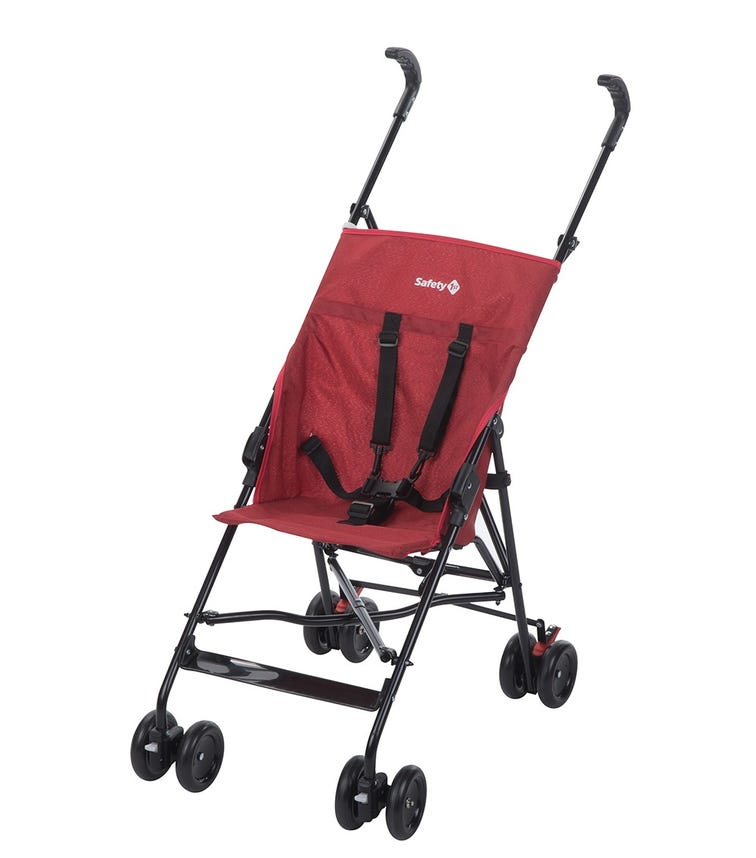 SAFETY 1st Peps Stroller Ribbon Red Chic
