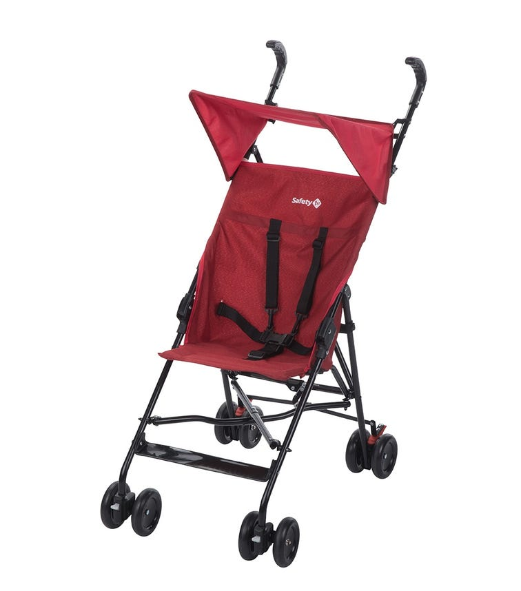SAFETY 1st Peps & Canopy Stroller Ribbon Red Chic