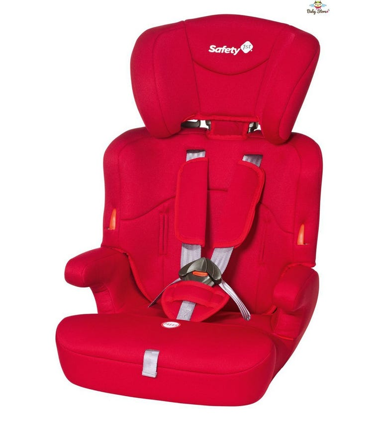 SAFETY 1st Ever Safe Car Seat (Saga) Full Red