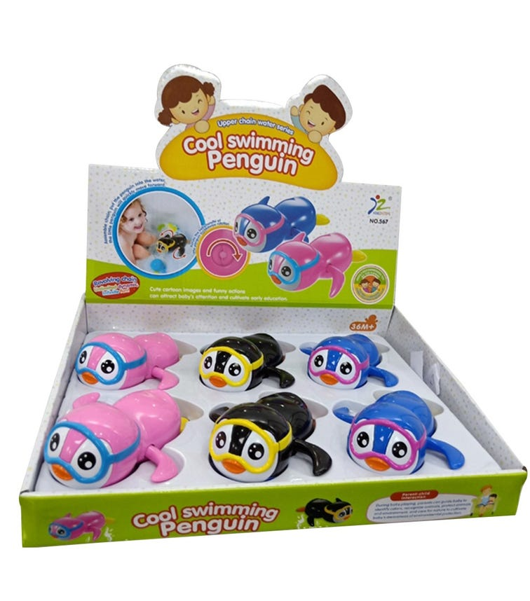 KING OF TOYS Little Penguin 1 Piece Assorted