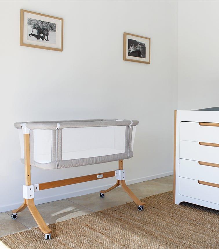 BABYHOOD Co Sleeper Cradle Air