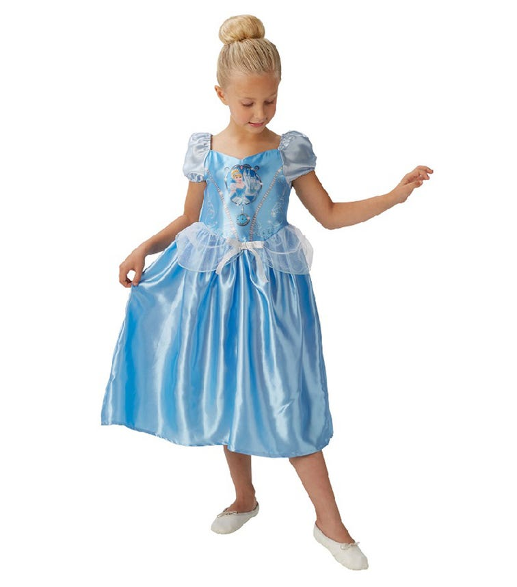 RUBIES Dis Cinderella Fairytale Classic Costume