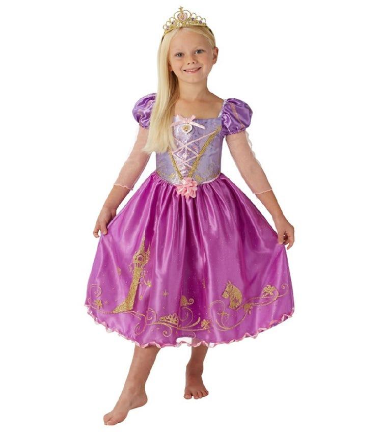 RUBIES Dis Rapunzel Fairytale Classic Costume