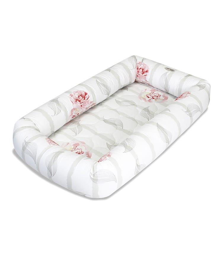 BABYHOOD Organic Breathe Eze Cozy Crib