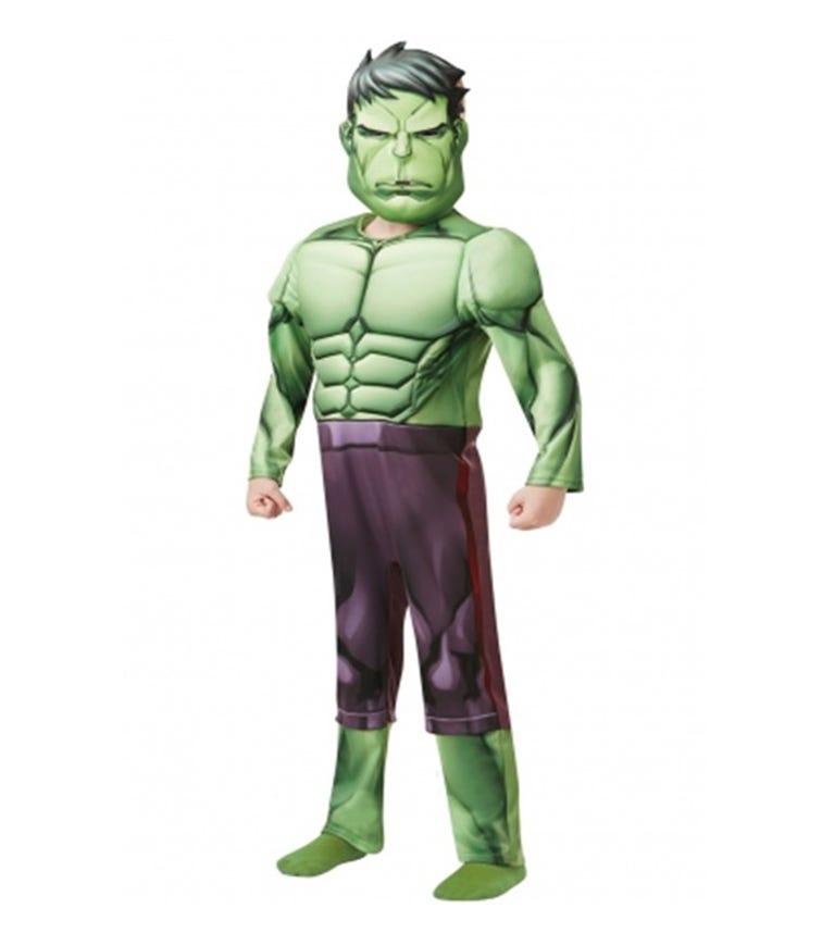 RUBIES Avengers Deluxe Hulk