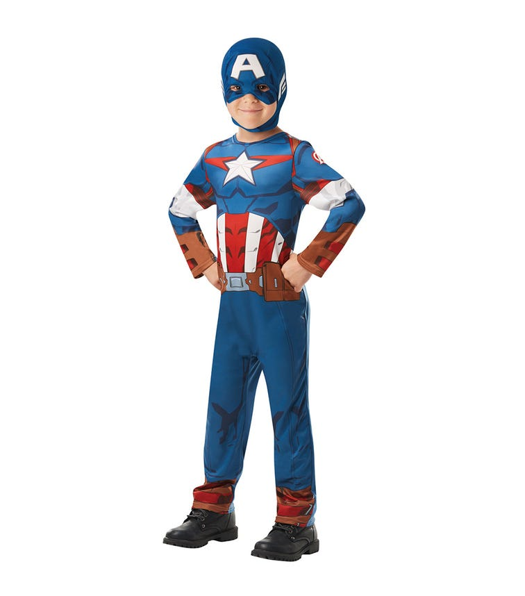 RUBIES Captain America Classic Core