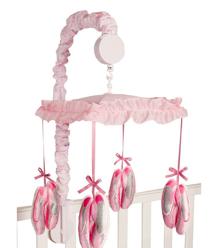 BABYHOOD Amani Bebe Ballerina Princess Cot Mobile