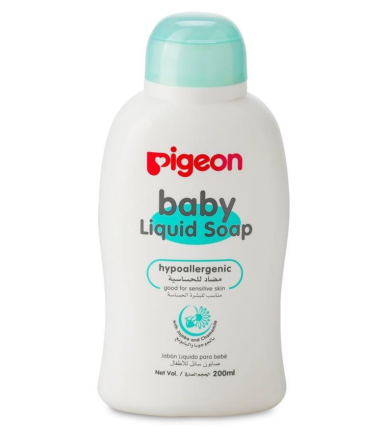 PIGEON Baby Liquid Soap - 200 ML