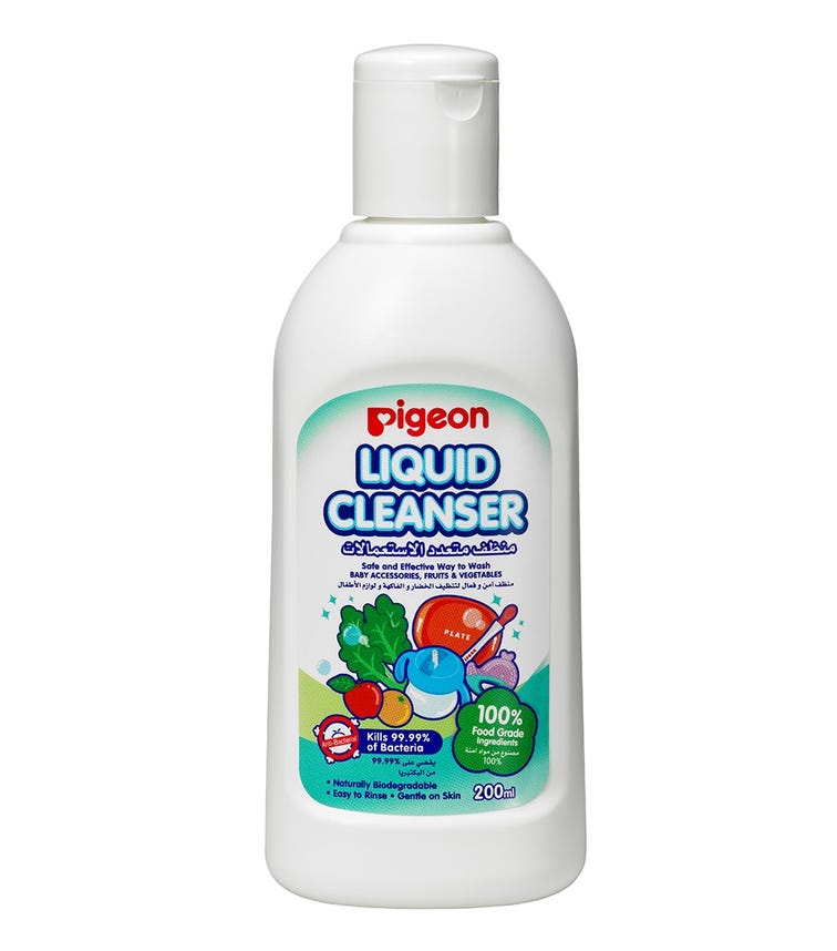 PIGEON Liquid Cleanser - 200 ML