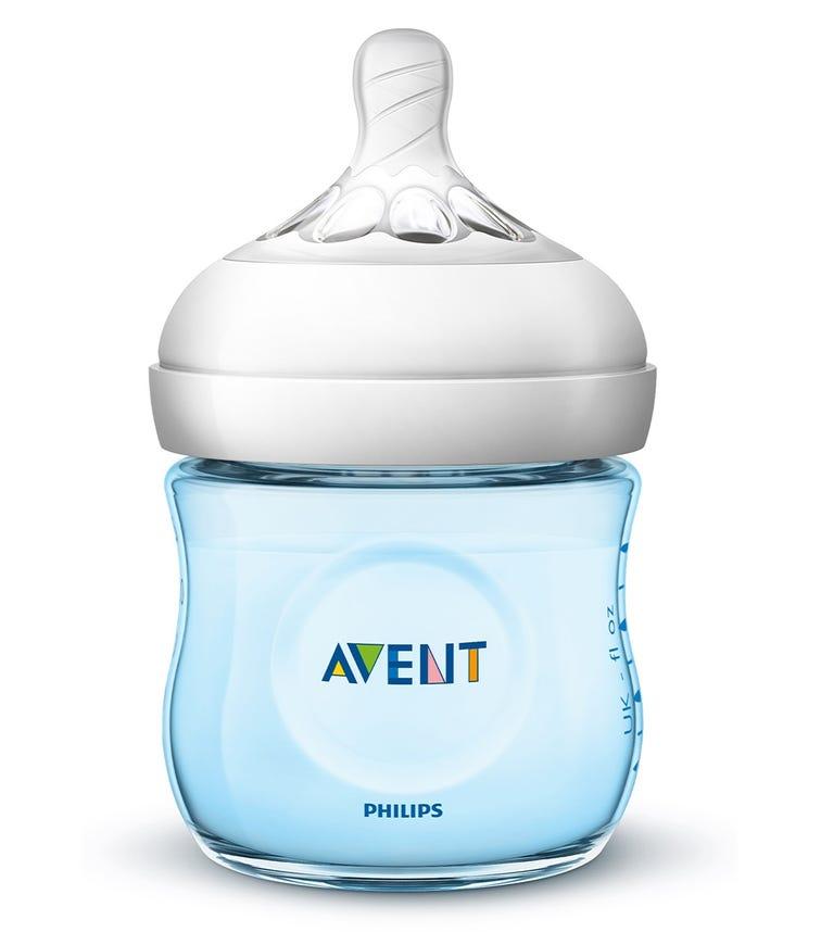 PHILLIPS AVENT Natural 2.0 Bottle 125 ML X1 Blue