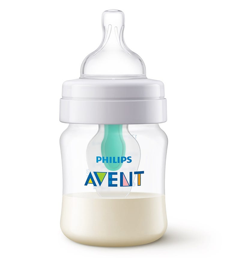 PHILLIPS AVENT Anti-Colic Bottle With Airfree Vent 125 ML X1