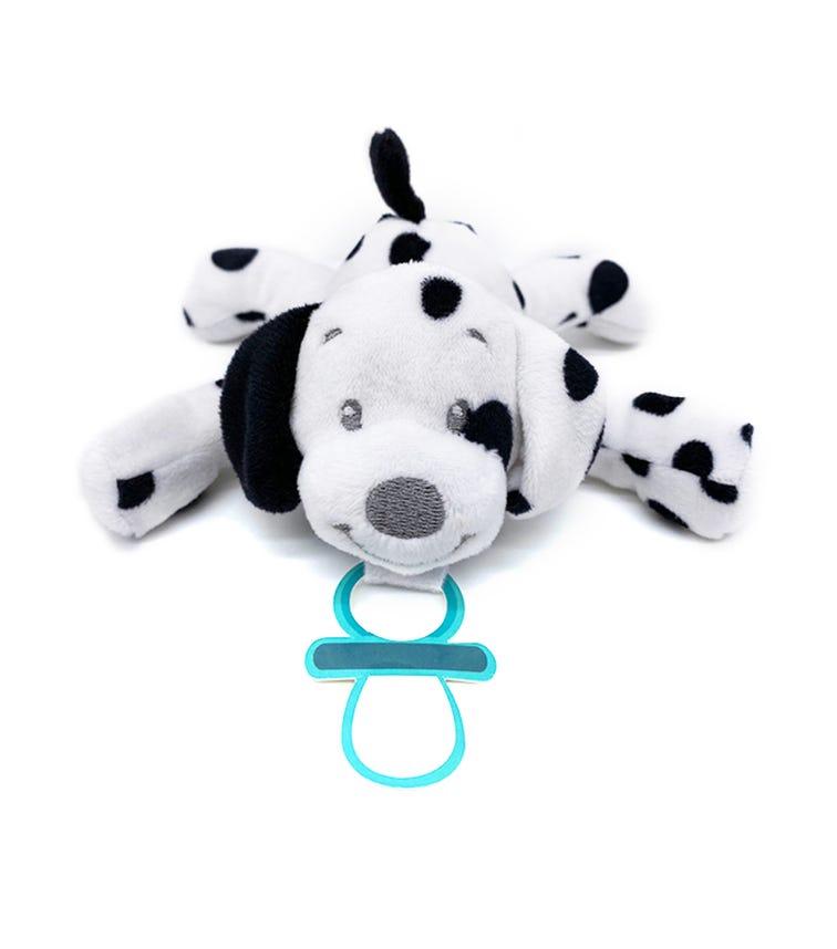 BABY WORKS Bibipals Spotty Dog Premium Plush Woof