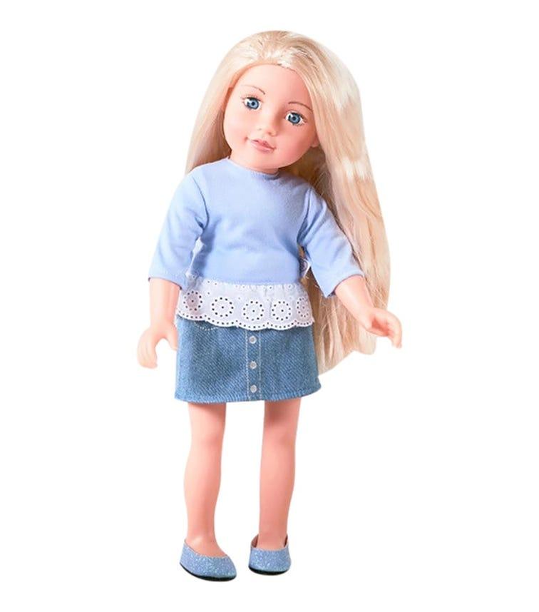 CHAD VALLEY Design A Friend - Molly 18 Inch/46 cm Doll