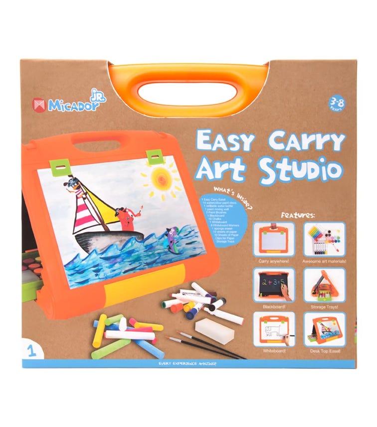 MICADOR Easy Carry Art Studio - Micador Jr.