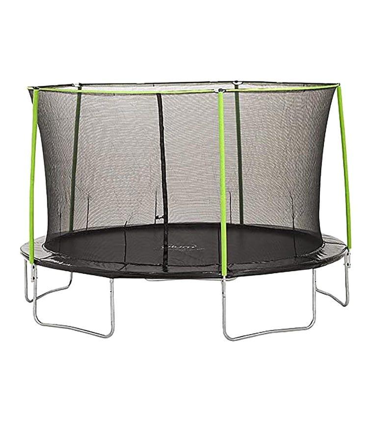 PLUM 3.7 Meter Springsafe Fun Trampoline With Safety Enclosure