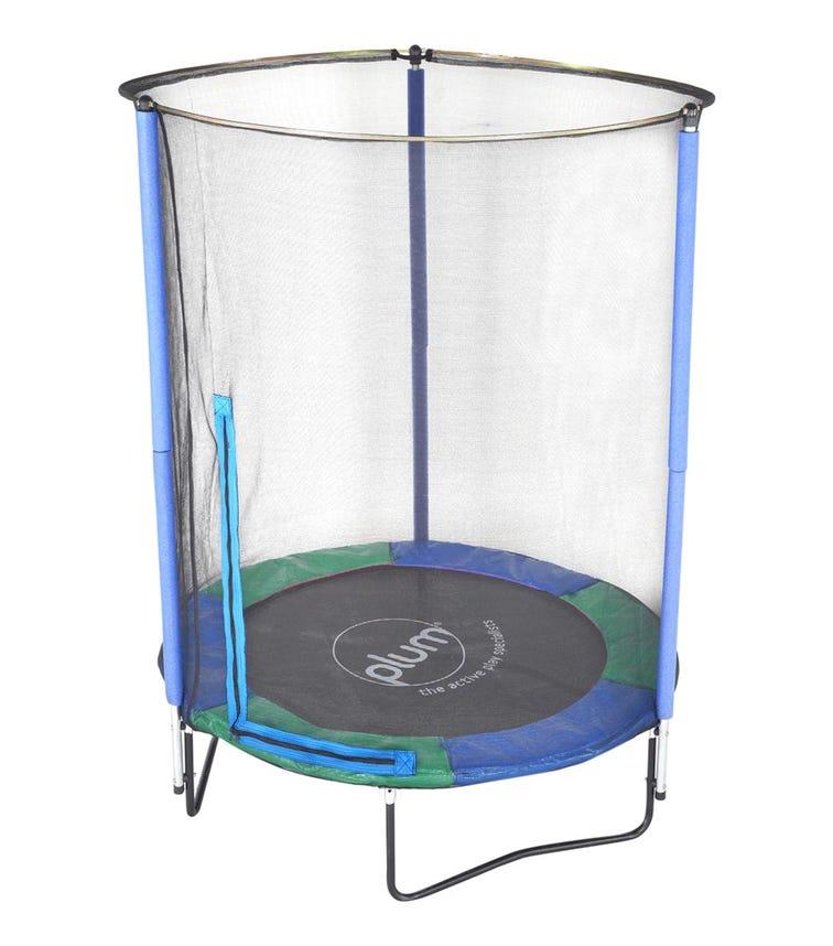 PLUM Trampoline & Enclosure (4.5ft)