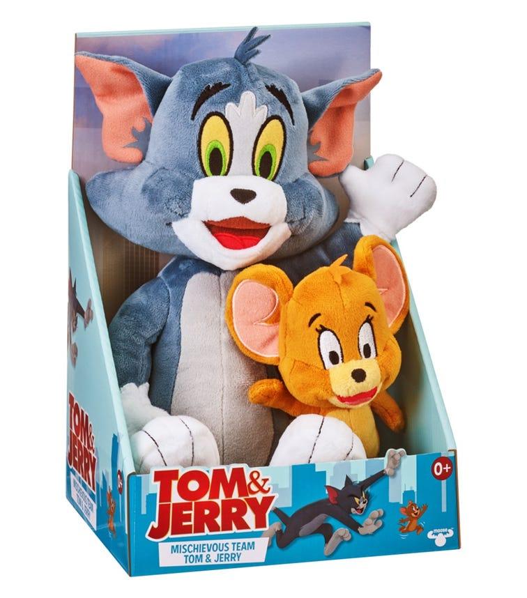 TOM & JERRY S1 Plush Bundle