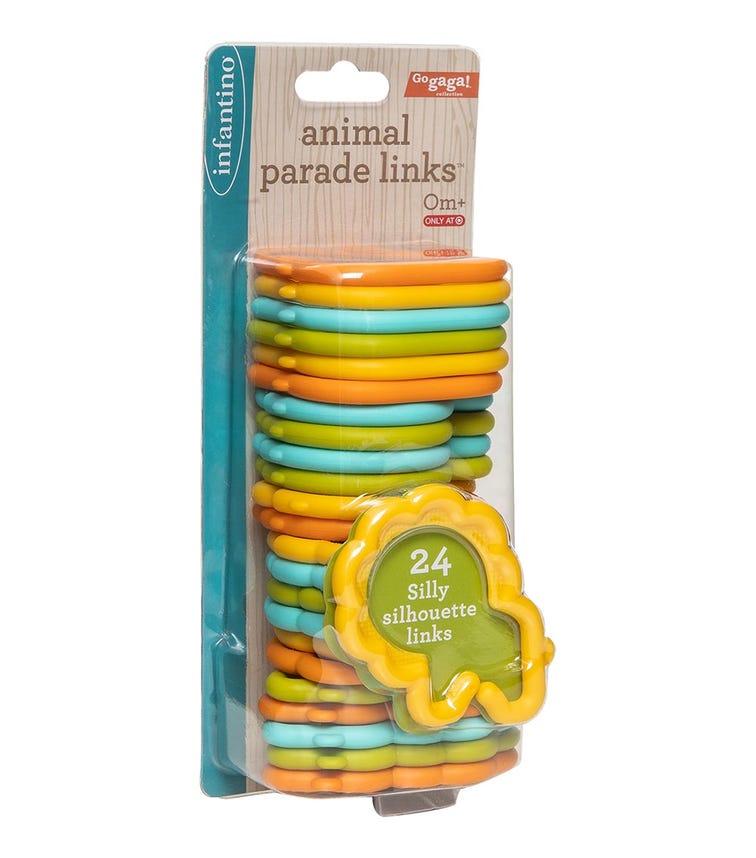 INFANTINO Animal Parade Links