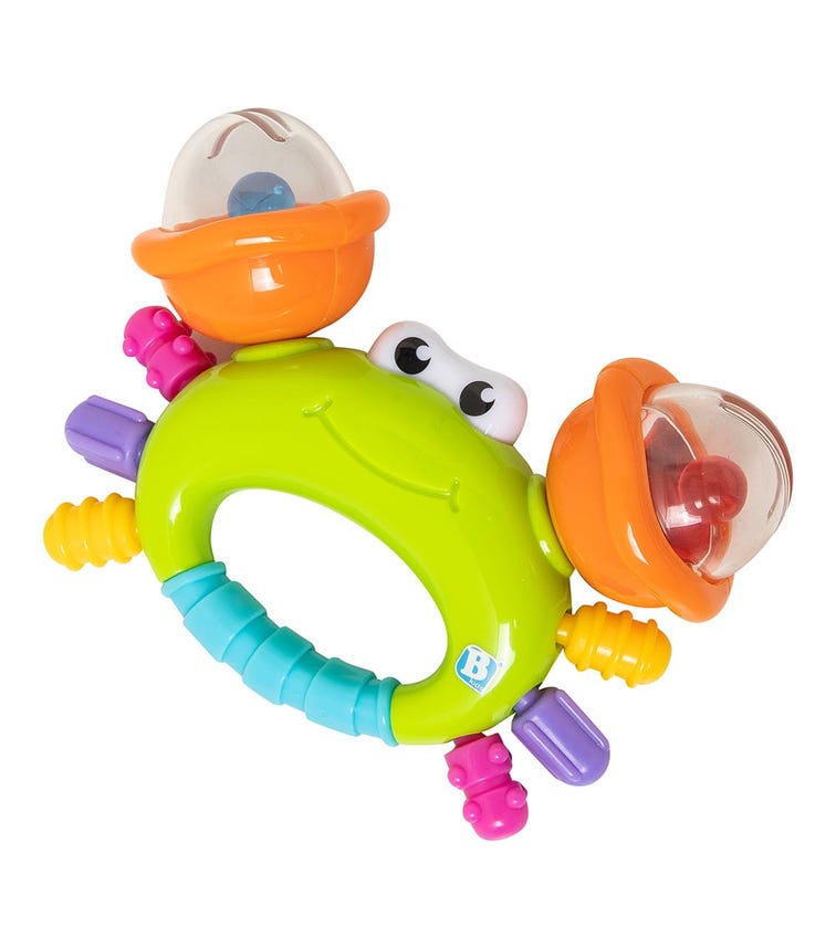 INFANTINO B-Kids Sand Crab Rattle