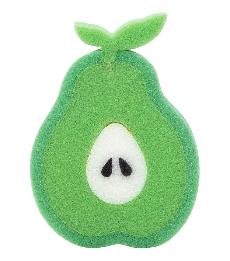 REEMA VISION Loveliest Baby Bath Sponge - Guava
