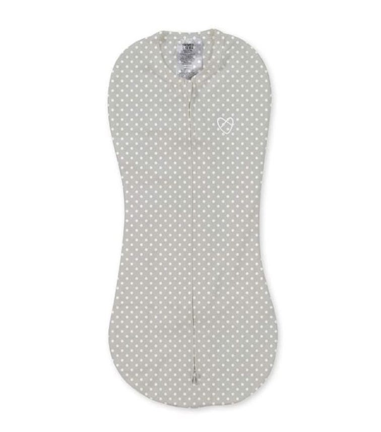 SUMMER INFANT Swaddle Pod From 0-3 Months Grey & White