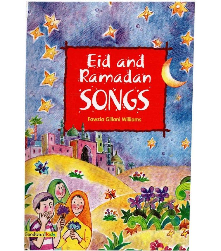 GOODWORD Eid And Ramadan Songs (Hardback Cover)
