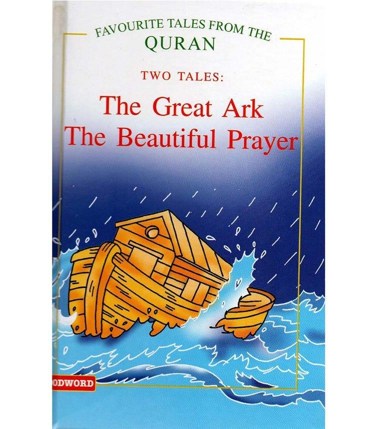 GOODWORD The Great Ark, The Beautiful Prayer (Hardback Cover)