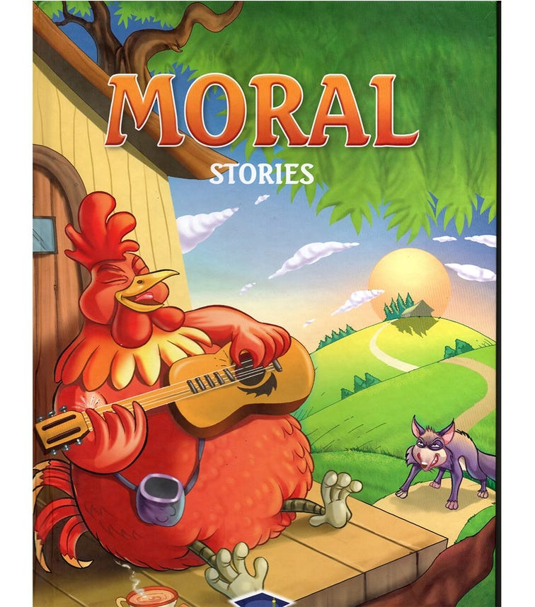 HOME APPLIED TRAINING Moral Stories