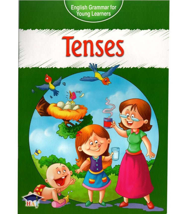 HOME APPLIED TRAINING English Grammar For Young Learners - Tenses
