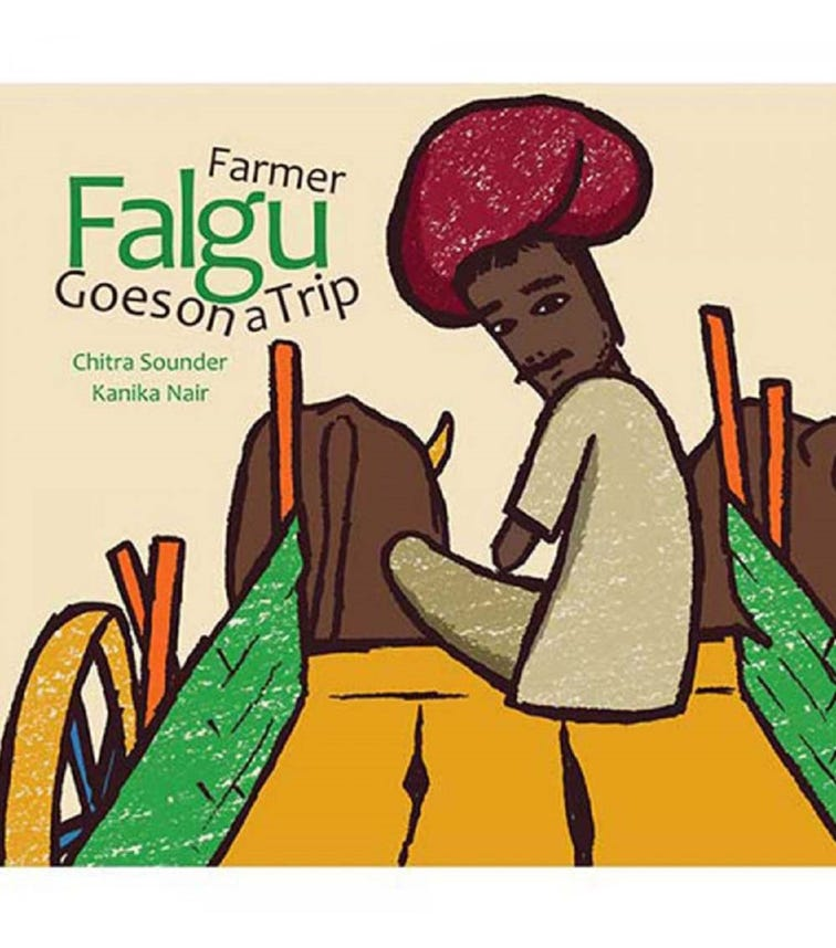KARADI TALES Farmer Falgu Goes On A Trip
