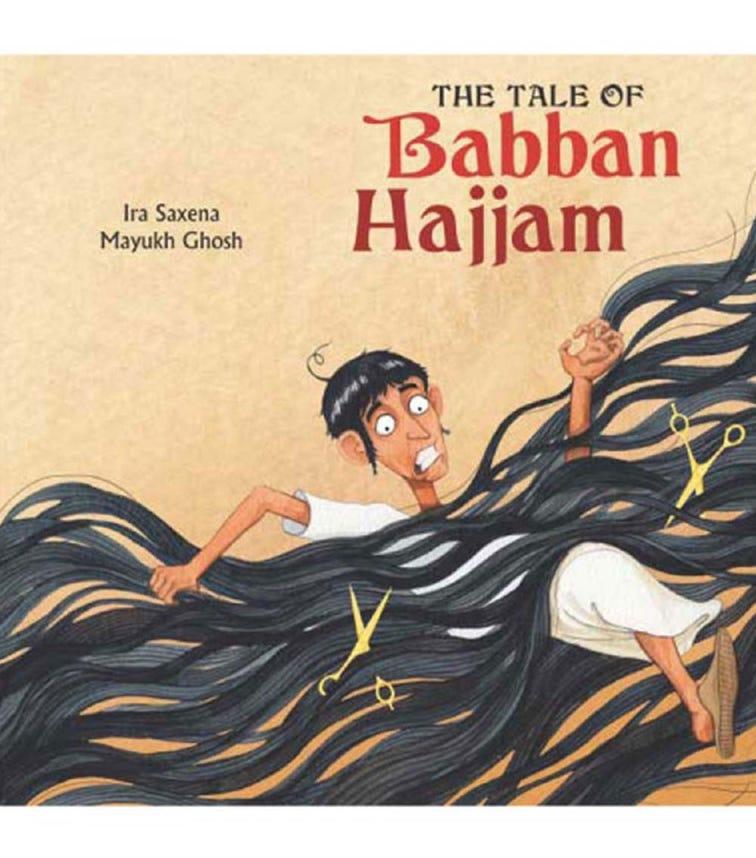 KARADI TALES The Tale Of Babban Hajjam