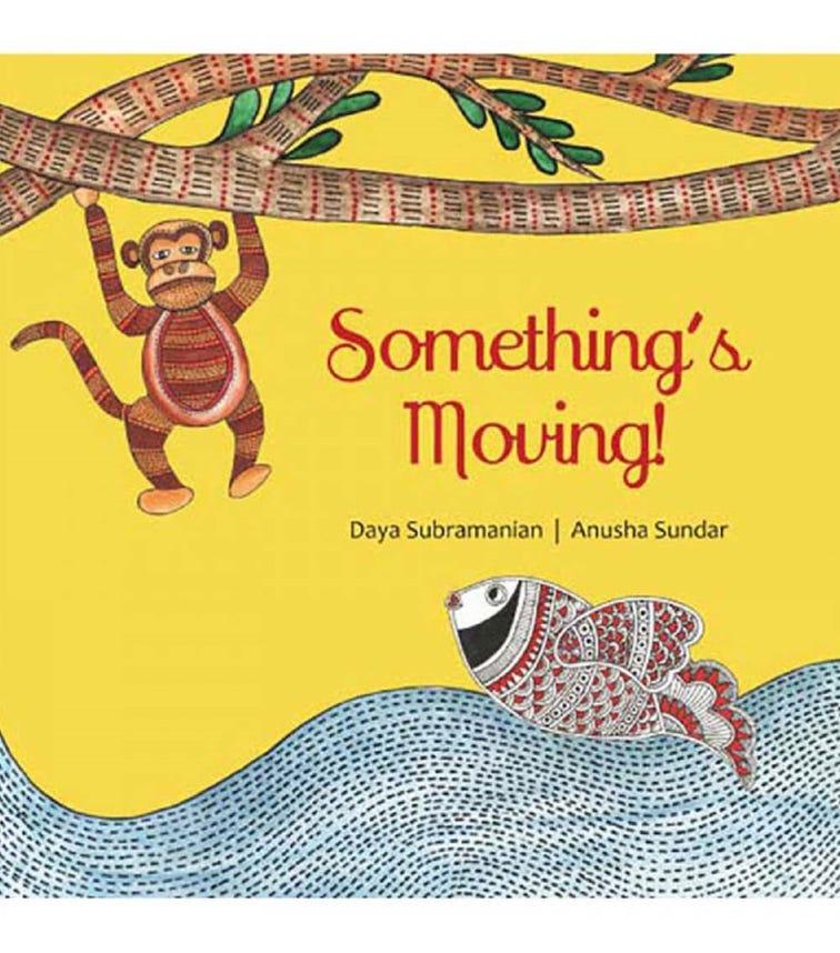 KARADI TALES Something's Moving!