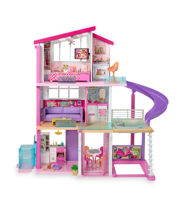 BARBIE Dreamhouse New Elevator