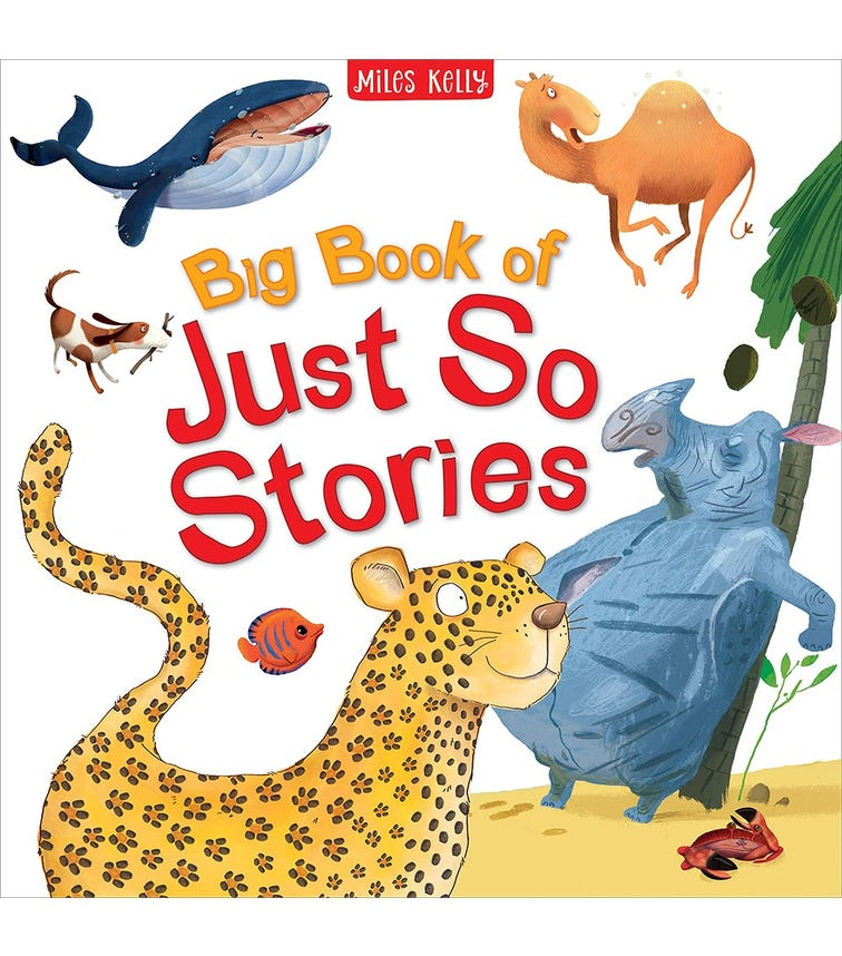 MILES KELLY Big Book Of Just So Stories