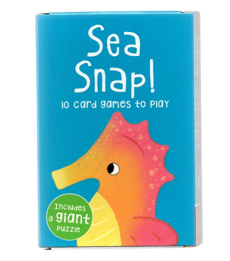 MILES KELLY Sea Snap!