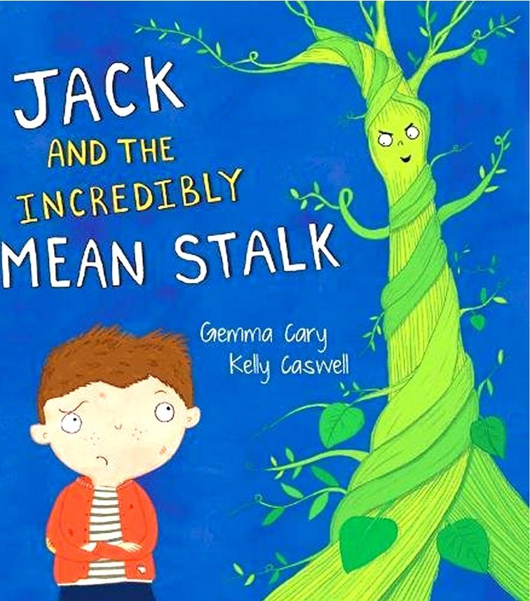 NORTH PARADE PUBLISHING Jack And The Incredibly Mean Stalk
