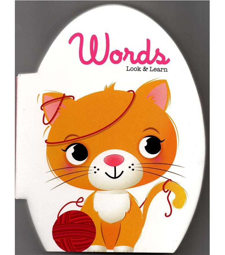 YOYO BOOKS Handy Little Books - Words