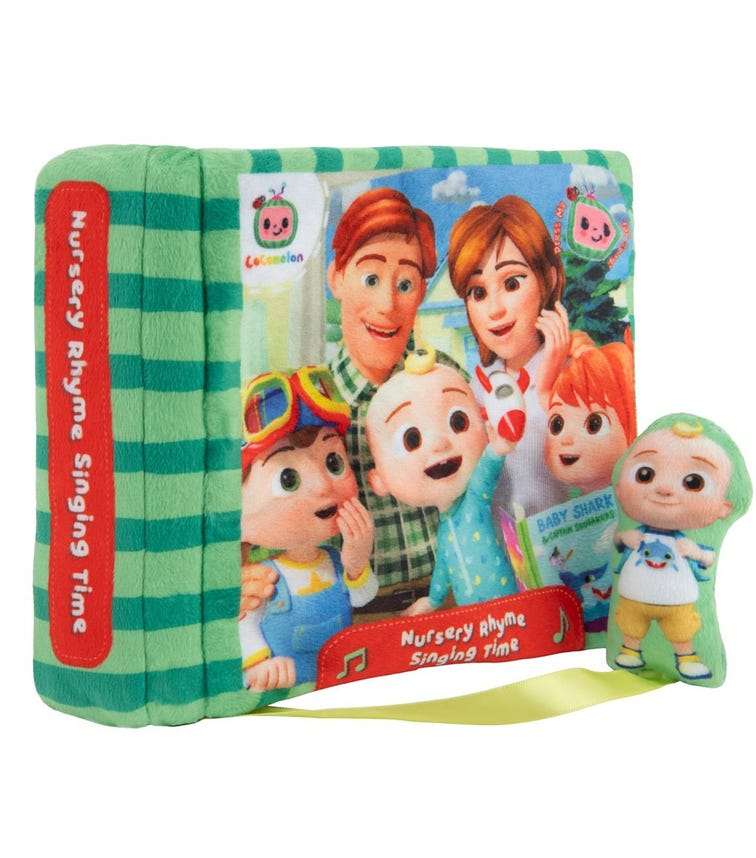 COCOMELON Feature Roleplay Nursery Rhyme Singing Time