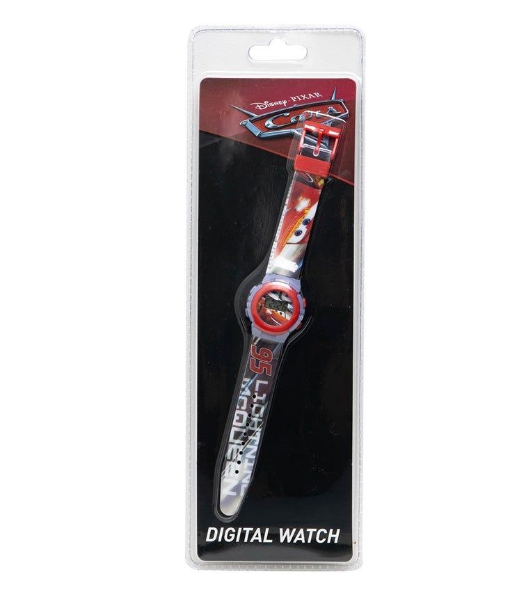 CARS Digital Watch