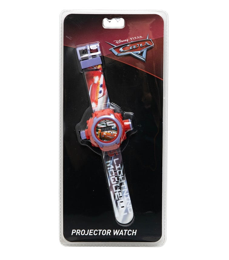 CARS Projector Watch