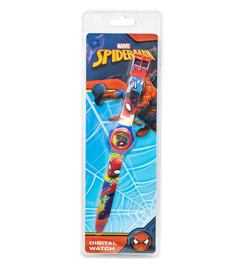 SPIDERMAN Digital Watch